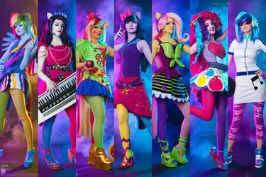 Equestria Girls - Rainbow Rocks