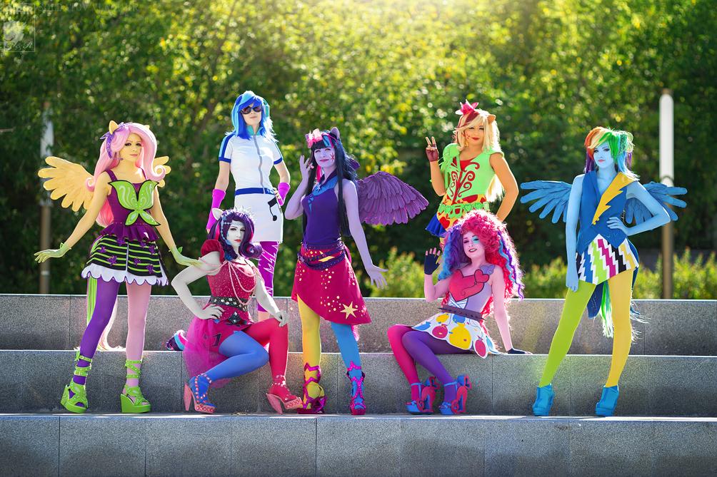 نتیجه تصویری برای pony  cosplay