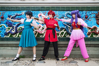 School of Anything Goes Martial Arts by Ryoko-demon