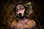 Evil Bee by Ryoko-demon