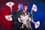 Team Rocket's Rockin'!