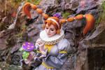 Thumbelina by Ryoko-demon