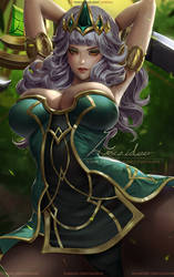[league of legends] Qiyana_Preview