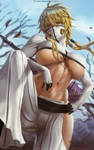 Tier Harribel from Bleach_Preview