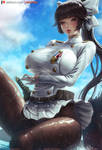 [Azur lane] Takao_Preview