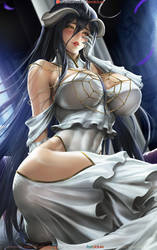 [Overlord] Albedo_Preview
