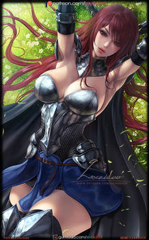 [Fairytail] Erza Scarlet_Preview