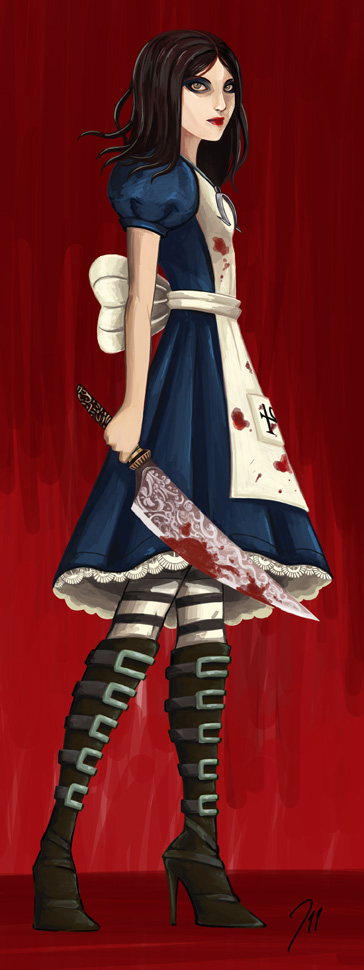 Alice Madness by JayAPayne