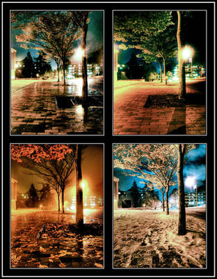 Seasons by Drocan