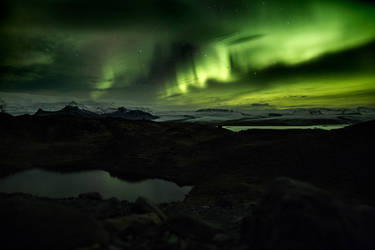 Waves of Green by Drocan