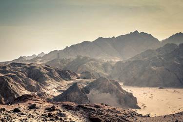The Sinai by Drocan