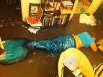mermaid Tail Part9