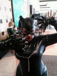 Catwoman full costume