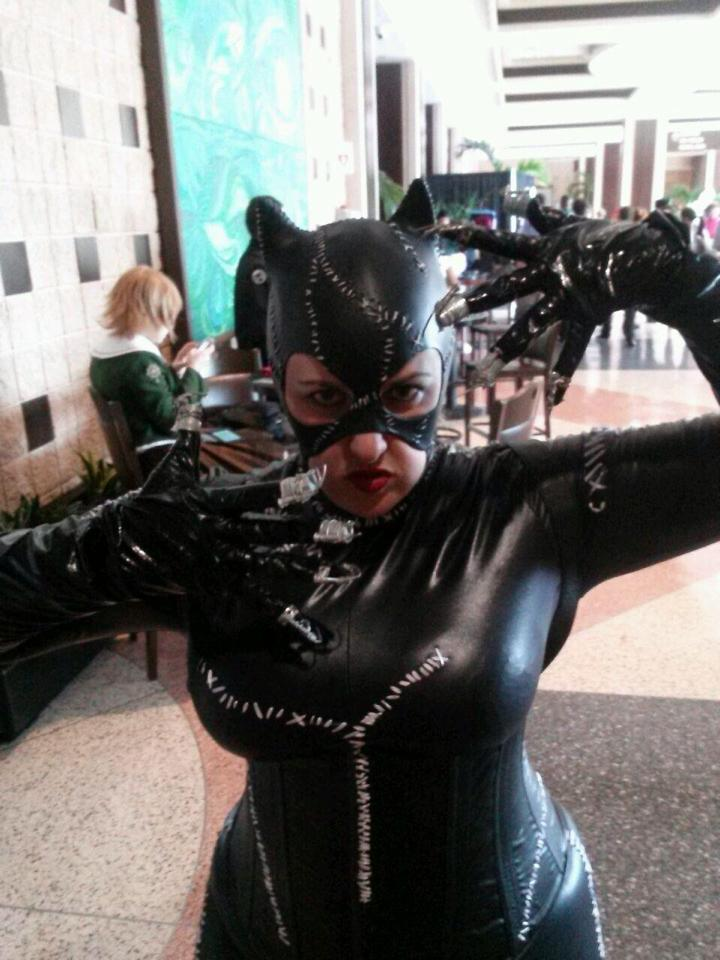 Catwoman full costume by missfit1023