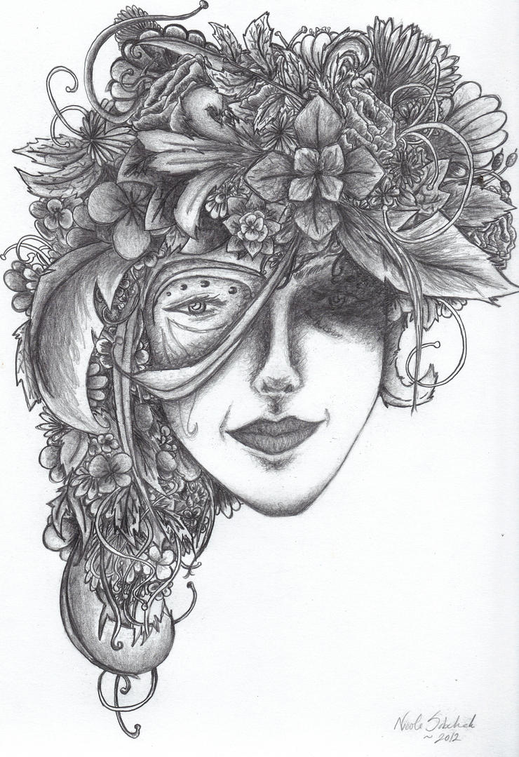 Masquerade By Fantasywritingwachov On DeviantArt