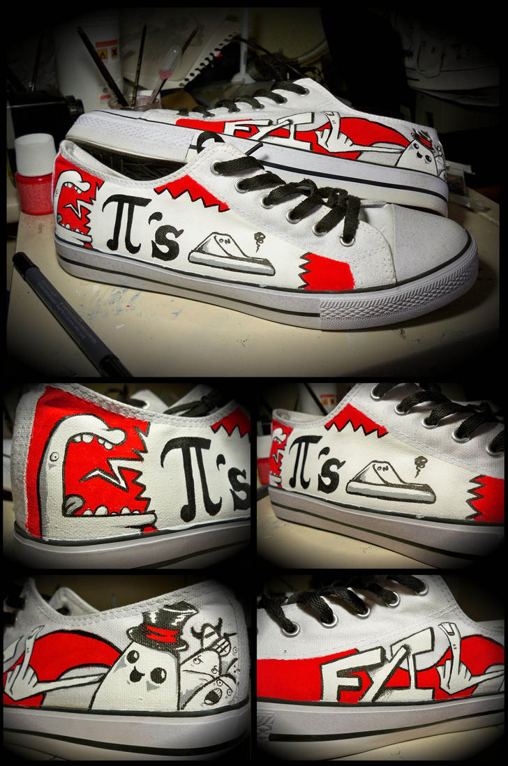 Converse Like Work Shoes