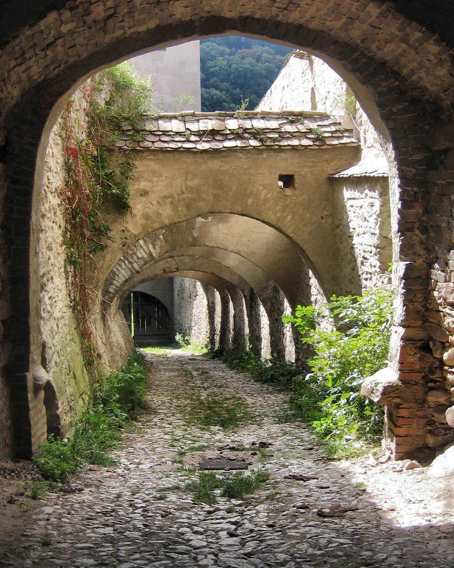 Romania - Fortified Walls by GiardQatar