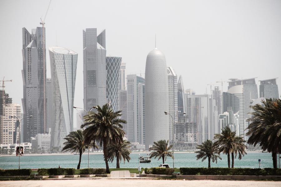 Qatar - Doha - West Bay 02 by GiardQatar