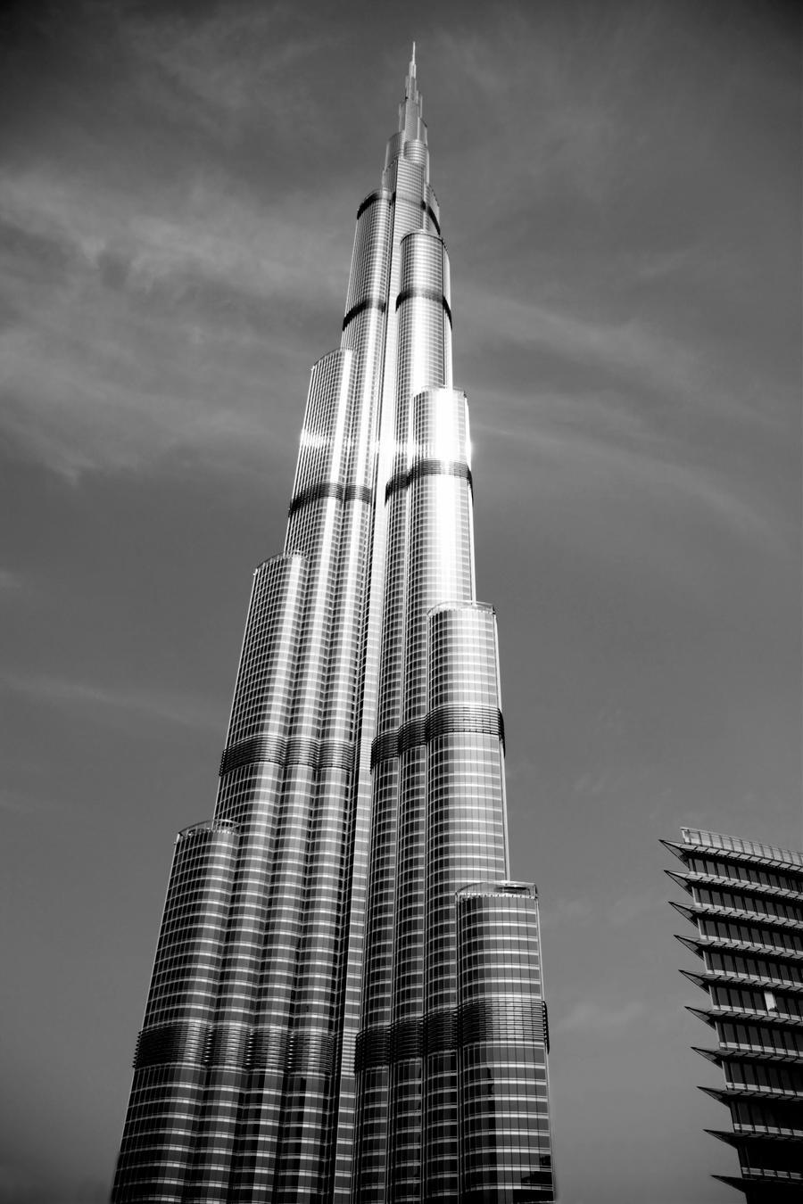 Dubai - Burj Khalifa 03 by GiardQatar