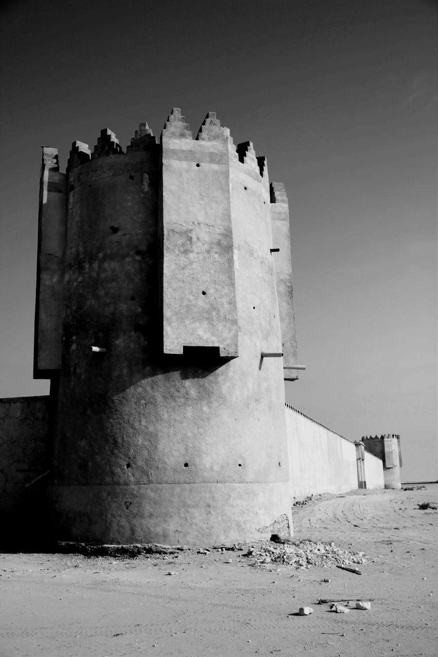 Qatar - Fort Wakra 02 by GiardQatar