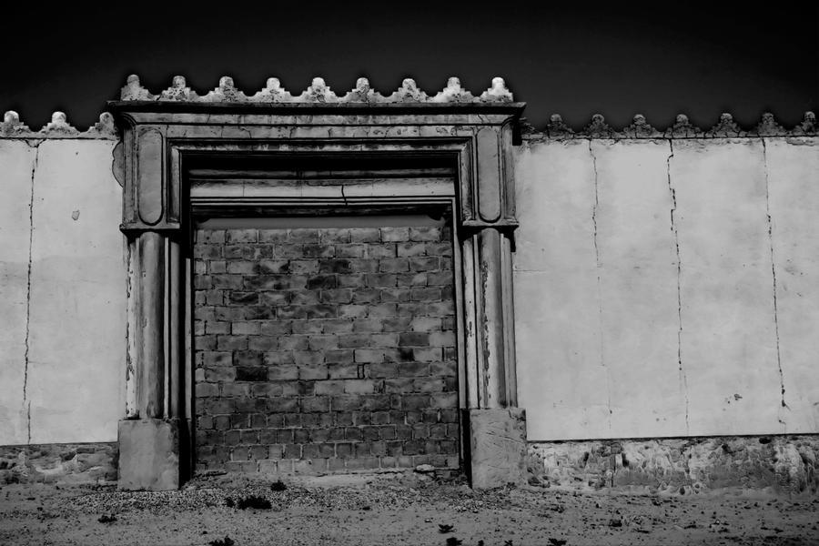 Qatar - Fort - Blocked Entry by GiardQatar