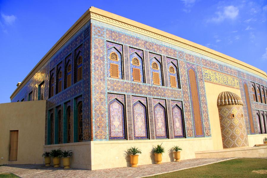 Qatar - Cultural Village 02 by GiardQatar