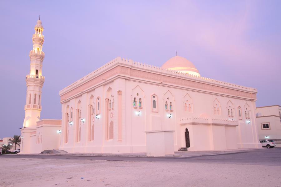 Qatar - Al-Wakra - Mosque 03 by GiardQatar