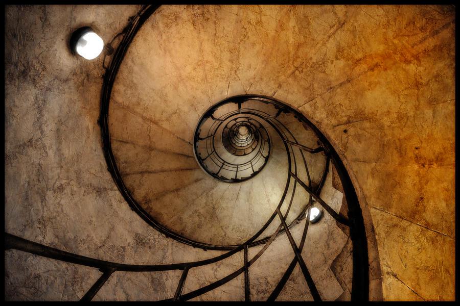 Arc de Triomphe - Detail 05 - Staircase Conceptual by GiardQatar