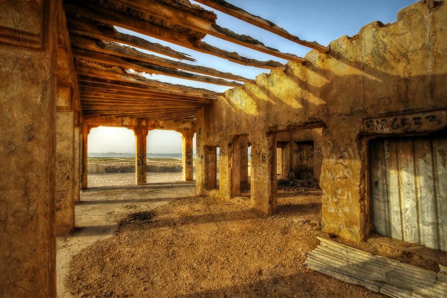 Qatar - Al-Wakra - Abandoned Place 01 by GiardQatar