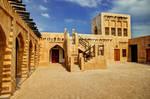 Qatar - Wakra Resort 04 - Open Place