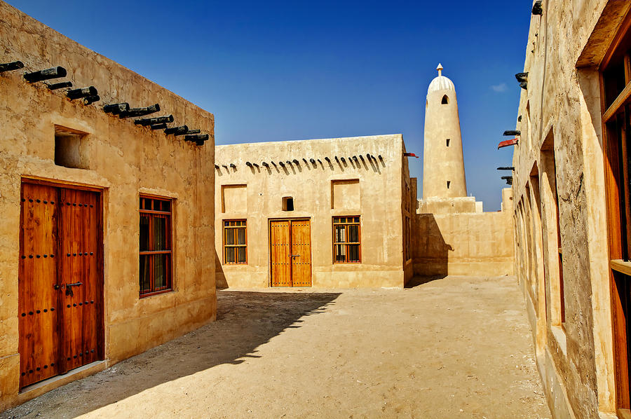 Qatar - Wakra Resort 05 - Open Place by GiardQatar