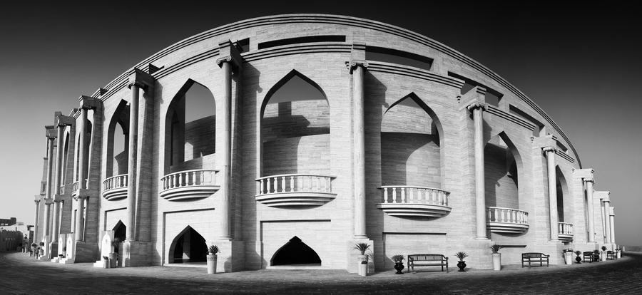 Qatar - Katara Cultural Village - Amphitheater by GiardQatar