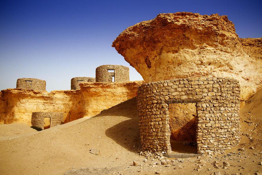 Qatar - Zekreet - 13 - Color by GiardQatar