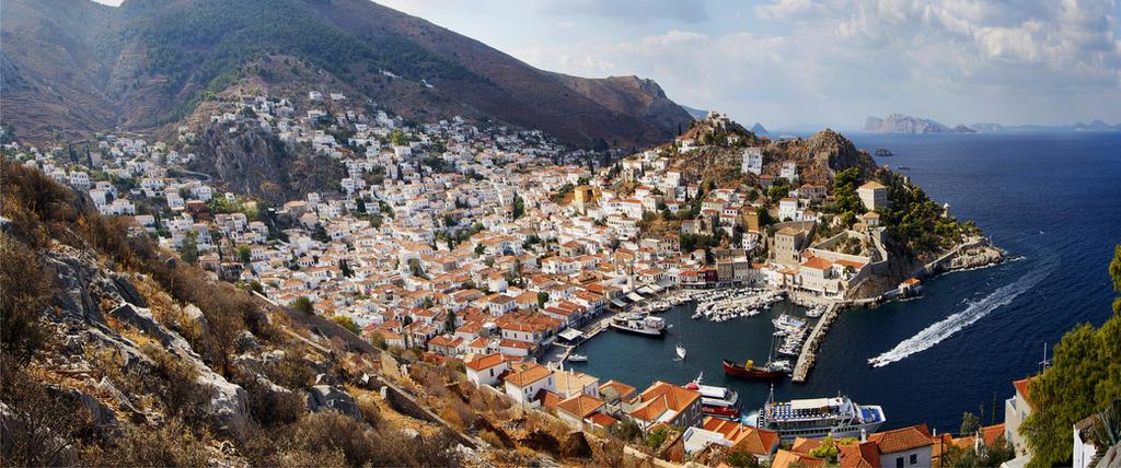 Greece - Hydra - Hydra Port - 02 by GiardQatar