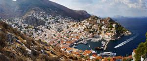 Greece - Hydra - Hydra Port - 02