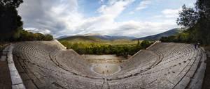 Greece - Epidaurus - Theatre - 01
