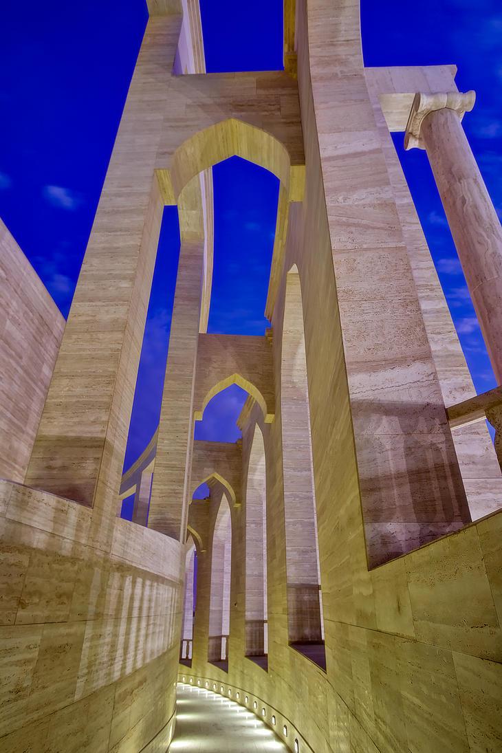 Qatar - Katara Cultural Village - Amphitheatre 04 by GiardQatar