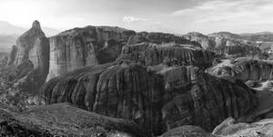 Greece - Meteora - Monastery of Holy Trinity - 01