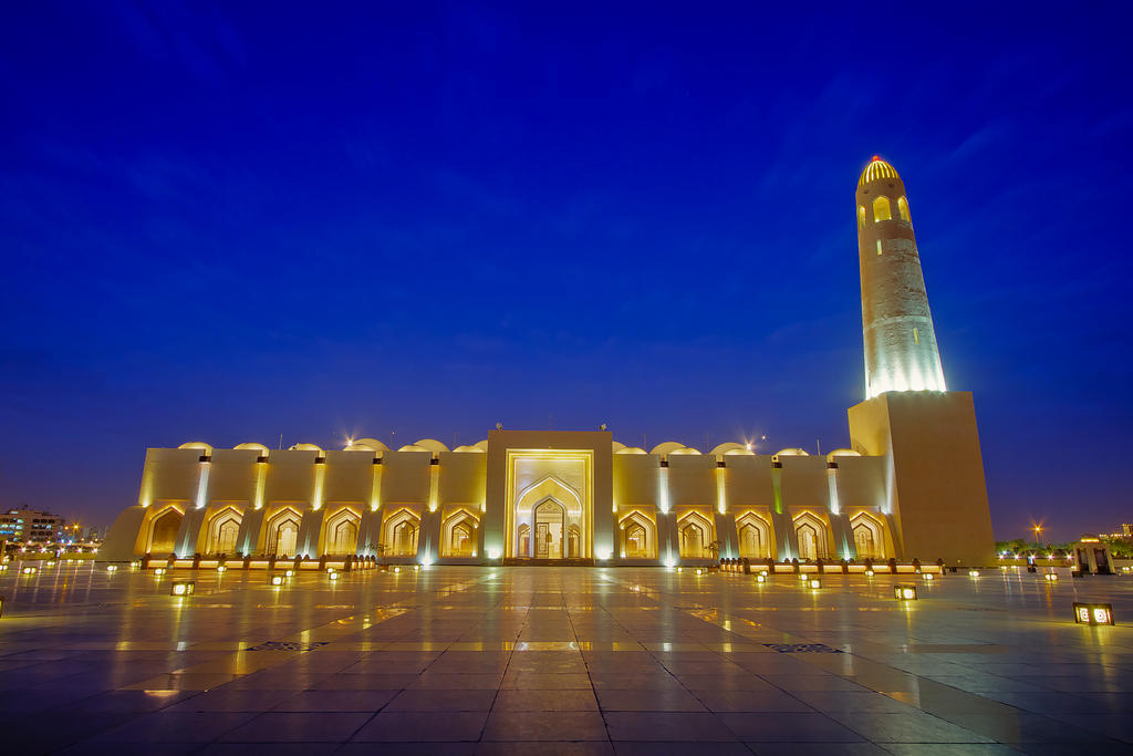Qatar - Doha - State Mosque - 03 by GiardQatar