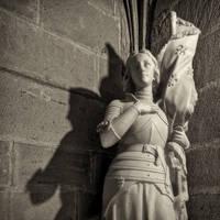 FR - Carcassonne - Joan of Arc by GiardQatar
