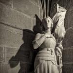 FR - Carcassonne - Joan of Arc