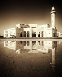 Qatar - Wakra - Mosque by GiardQatar