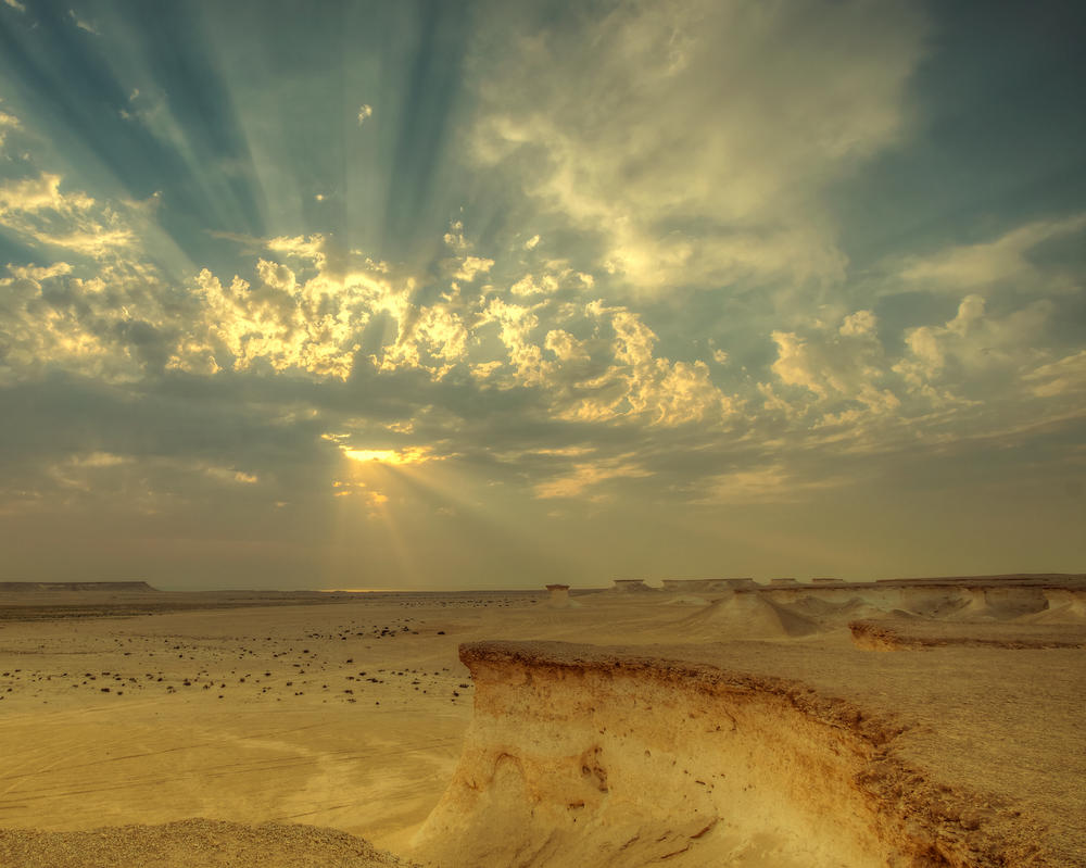 Qatar - Zekreet - Pre-Sunset - 03 by GiardQatar