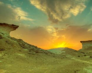 Qatar - Zekreet - Sunset - 04 by GiardQatar