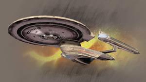 Enterprise Series - NCC-1701-B
