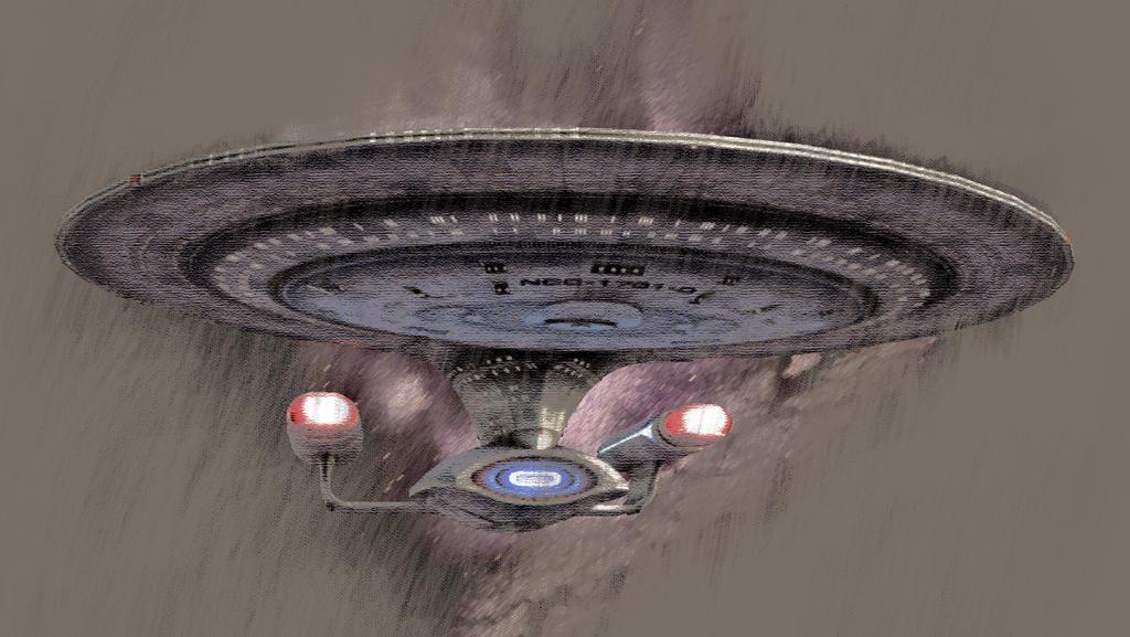 Enterprise Series - NCC-1701-D by thomasthecat