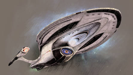 Enterprise Series - NCC-1701-F
