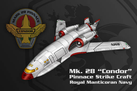 Mk. 28 Condor Pinnace