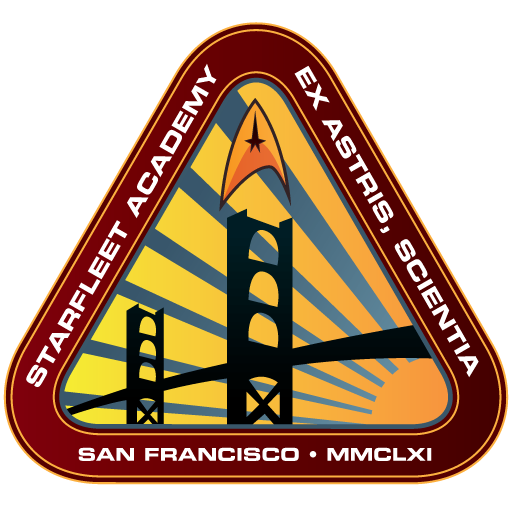 Starfleet Patch -  Starfleet Academy by thomasthecat