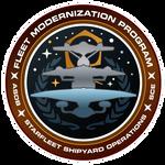 Starfleet Patch - Fleet Modernization